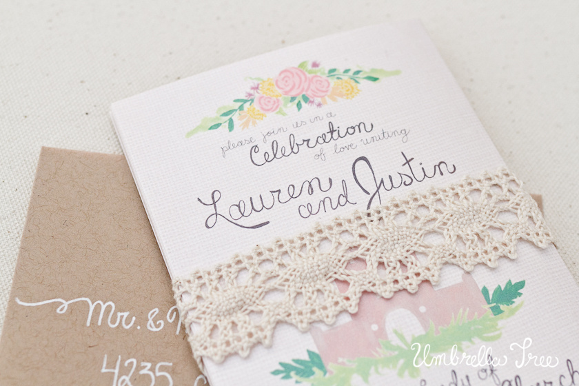 Belly Band And Kraft Paper